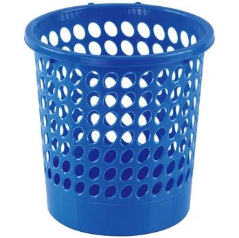 得力(deli) 9556 废纸篓 垃圾桶 颜色随机